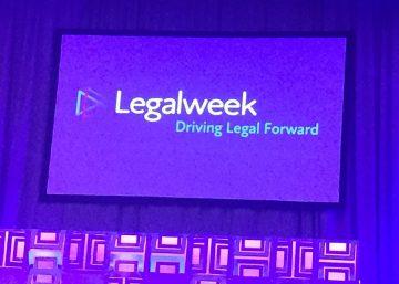 Noticias jurídicas - Legalweek de Nueva York
